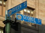 Queen and George, Brisbane by BrendanR85