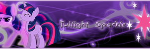 Twilight Sparkle - Signature 02 by LimitBreaker13