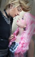 Miwako and Arashi 02 Paradise Kiss by LauzLanille