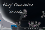Shimeji Commission: Amnesia by Philstock2000