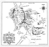 Middle Earth by Depareille