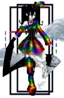 Rainbow Lolita by Ryasha