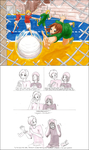Round 2: Denmark vs Lithuania by PaperclippedMime