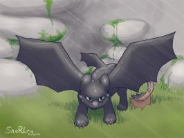 toothless by Sharley102