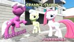 Cheerilee, Granny Smith and Pinkamena [DL][FIXED] by CobbaltCO