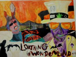 Fear and Loathing in Wonderland by fh8888