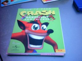 Crash how to draw by Names-Tailz