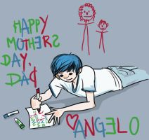 EGG - Human Mother's Day by wingedness