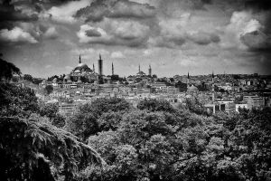 Topkapi Palace by Monotrooper