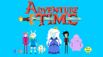 Adventure Time wFaC Wallpaper by supajackle