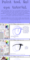 Eye Tutorial by MylittleSheepy