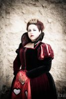 Queen of Hearts_IV by LeChatNoirCreations