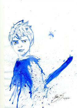 Jack Frost by Cheval-Dor