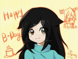 .:Happy B-DAY to sis:. by linyuenj