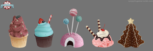 Sympathy Concept Art: Decorative Items by luxandnox