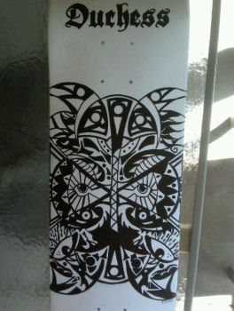 Duchess - Stakeboard Design by mynes-tres