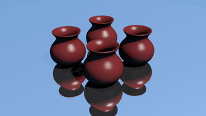 3D Vase by LordPrevious