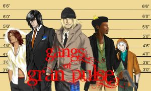 Gangs of Gran Pulse: The Boys by suzui