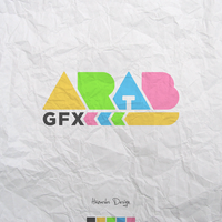 ARAB-GFX Logo (Conception) by HAZARDOS