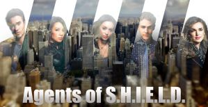 Agents of SHIELD by Siphen0