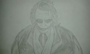 The joker by Death-tiny92