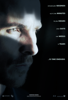 The Dark Knight Rises - Time Enough - Fan Poster by P2Pproductions