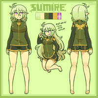 [P] Sumire by UndyingKite