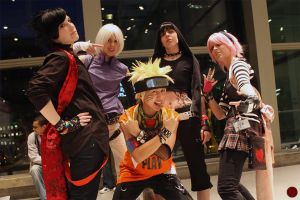 Rock Team 7 and Co. by SharinganLord216