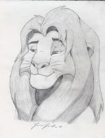 The Lion King by Godisinvincible