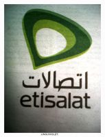 Etisalat by unguviolet