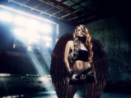 Dark Angel by heyner