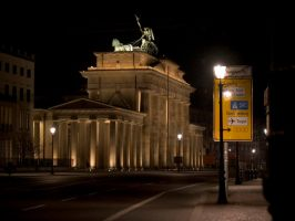 Berlin Brandenburger Tor by norbert911