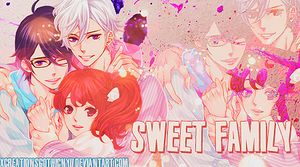 Sweet Family (Brothers Conflict) by xPanda-Arisu