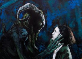 pan's Labyrinth by thisismyboomstick