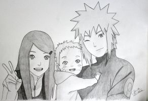 Naruto family by ViivaVanity