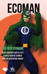 [FINAL] Eco-Man by sonicadventurer