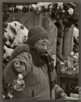 The Xmas knick-knack seller by cdr80700