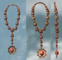 Amulet of Arkay by isaac77598