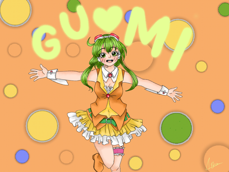 Gumi by Bea2028