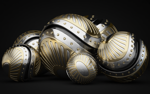 Armoured Ball XLVII by Dracu-Teufel666