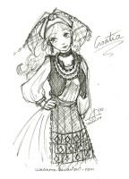 Request - Fem Croatia for Chtousy by Waanmo