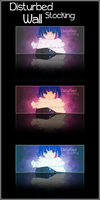 Disturbed Stocking Sig Wall by tonyn2000