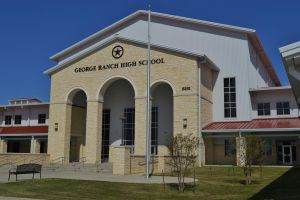 George Ranch High School by jfahrlender