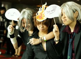 KHR: one displeased tsuna by Tamarah