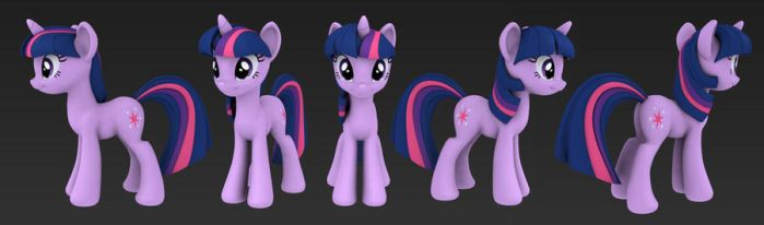 Twilight - Wip 03 by Hashbro