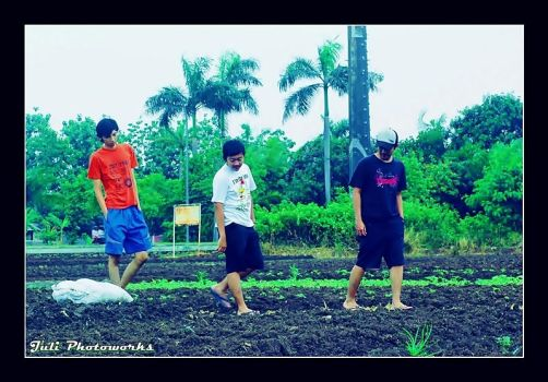 Iyan, Fery, Ferno by JuL16i
