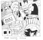 Judge Dredd Shooting (Clean) by fraternlst