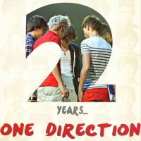 2 Years Of 1D by AnelEditons