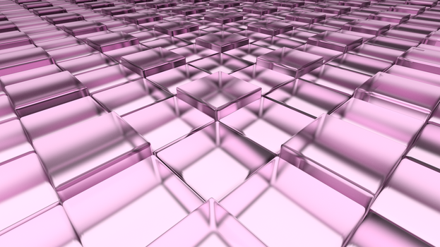Pink Cube Background Wallpaper HD 1080 by razfoil