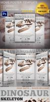 Movie Poster Template Vol.4 by Ruthgschultz
